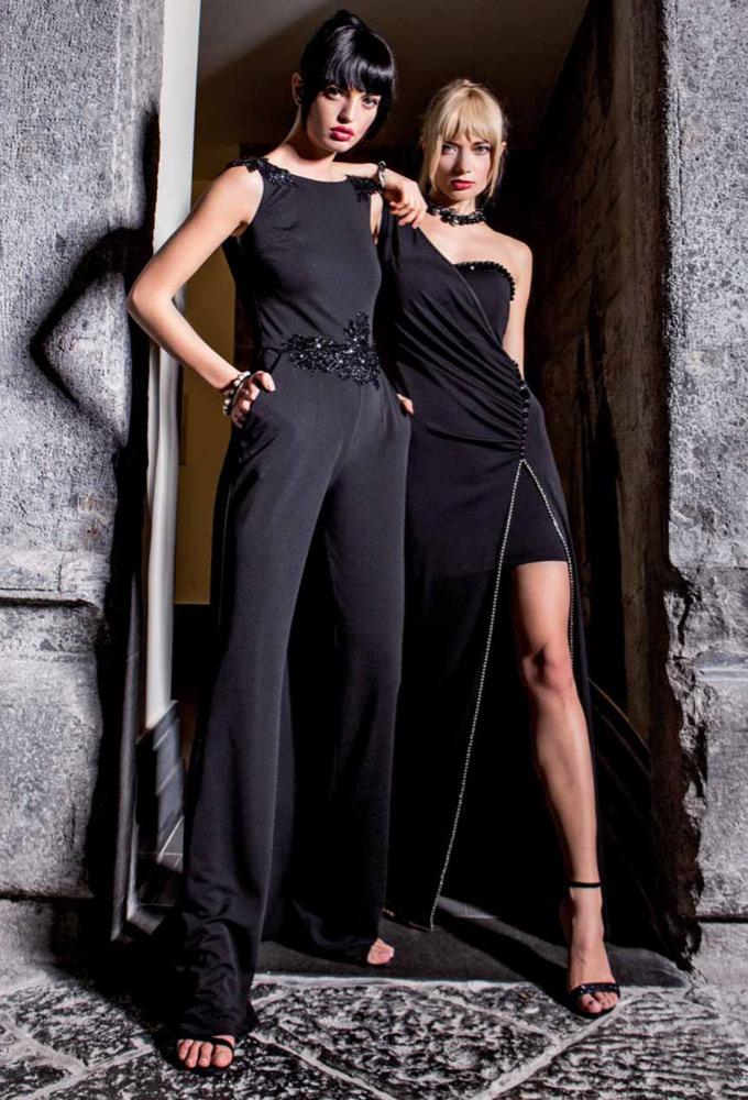 Cerimonia Moda Donna 2019 Collezione Solo Soprani Elizabeth f7Ygyb6v