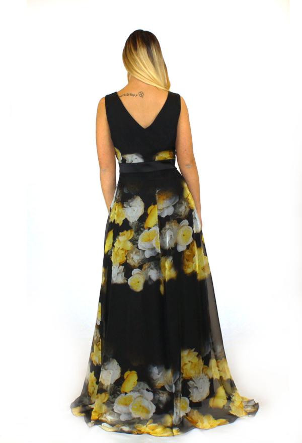 abito-nero-giallo