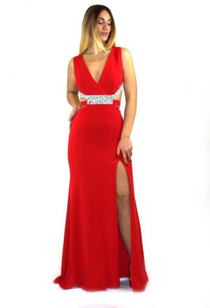 abito-rosso